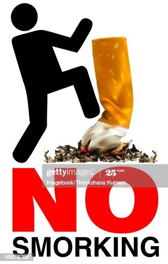 No Smoking Signs High-Res Vector Graphic - Getty Images