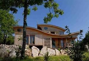 Materiaux Construction Maison : maison cologique mat riaux de construction ventana blog ~ Carolinahurricanesstore.com Idées de Décoration