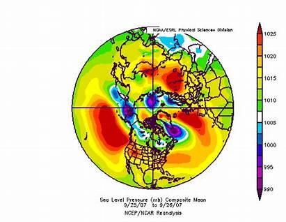 Zone Pressure Sea Atmospheric Arctic