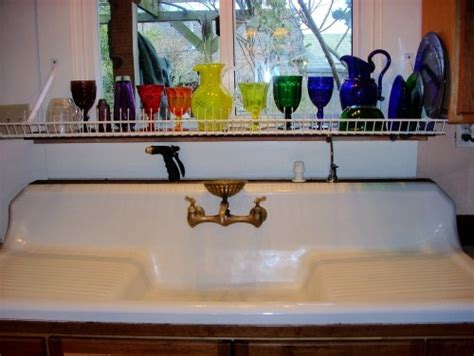 clear kitchen sink splash guard 52 best drainboard sinks images on