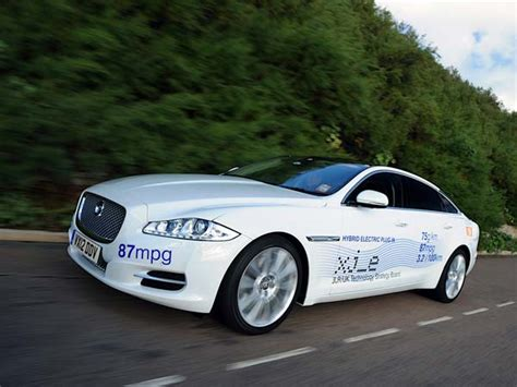 Jaguar, Ford And Bmw Could Build Car Electric Battery
