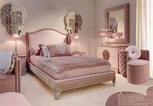 Rideaux Style Romantique : toutes les inspirations pour cr er une deco chambre fille ~ Melissatoandfro.com Idées de Décoration
