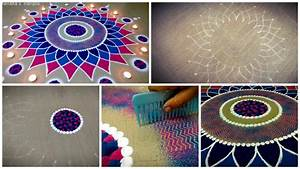Rangoli Designs For New Year 2017.Pongal Rangoli Designs ...