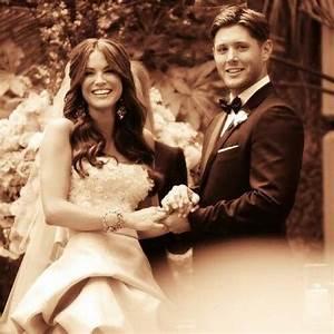 Danneel and Jensen Wedding | Jensen Ackles | Pinterest