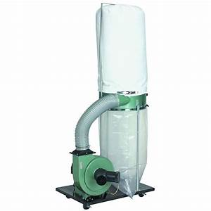 Central Machinery 70-Gallon 2HP Industral Dust Collector