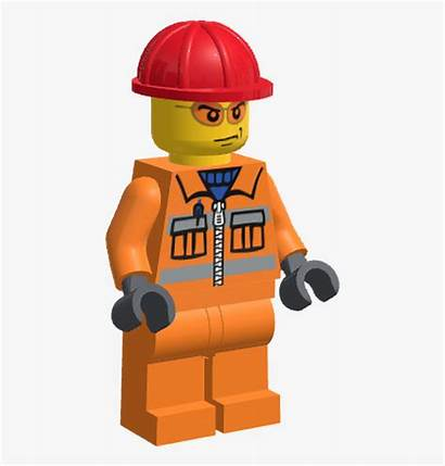 Lego Clipart Minifigure Construction Transparent Clipartkey