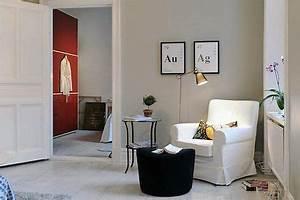 sejour gris perle couleurs pinterest salons and walls With charming feng shui couleur salon 6 la deco dune maison scandinave