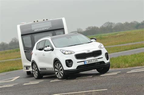 Kia Sportage Towing kia sportage tow car awards