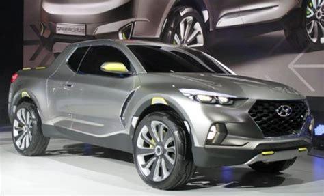 The 2022 hyundai santa cruz is all new, though it shares a platform with the hyundai tucson compact crossover. 2018 Hyundai Santa Cruz Price & Specs | Release date ...