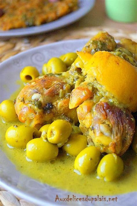 recettes de cuisine rapides recettes marocaines rapides