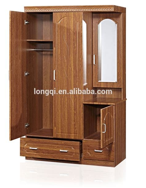 Bedroom Cabinet Design Pictures by Bedroom Wood Clothes Cabinet Mdf Wardrobe Design With