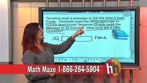 Homework Hotline  Tape Diagram