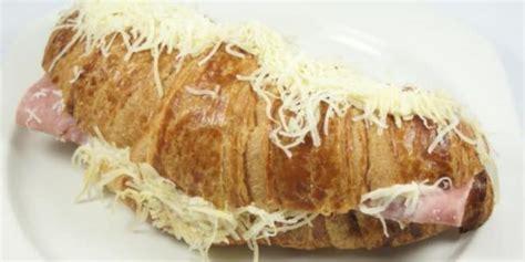 cuisine italienne cannelloni croissant au jambon fromage recette d 39 un délice