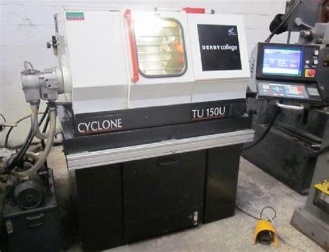 denford cyclone tu cnc lathe  sale machinery