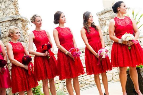 Choosing The Right Color For Your Bridesmaids Dresses