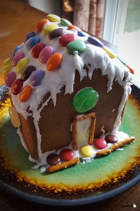 Gingerbread House Recipe  Giveaway