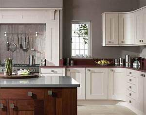 exquisite grey walls kitchen the color effect With what kind of paint to use on kitchen cabinets for nappes papier