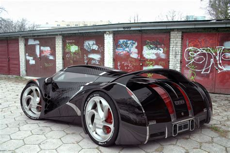 Concept Car Design By Urbano Rodriguez