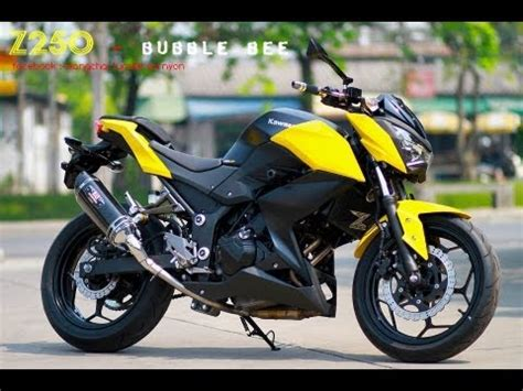 Z250 Modifikasi by Modifikasi Kawasaki Z250