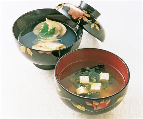 Cuisine Japonaise  Recette Facile De Soupe Miso