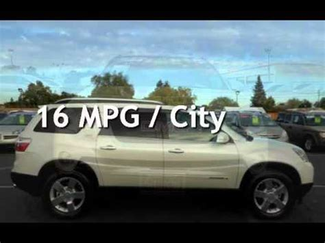 gmc acadia slt  water pump replaced  sale