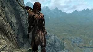 Skyrim Female Warrior Beauty Select Game