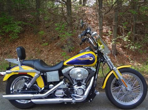 2004 Harley-davidson Fxdl Dyna Low Rider Motorcycle From