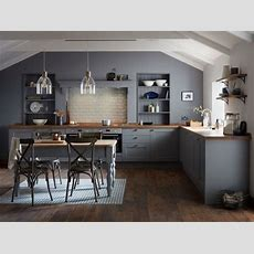 30 Grey Kitchens That You'll Never Want To Leave  Digsdigs