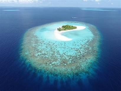 Islands Sea Rise Levels Island Drown Coral