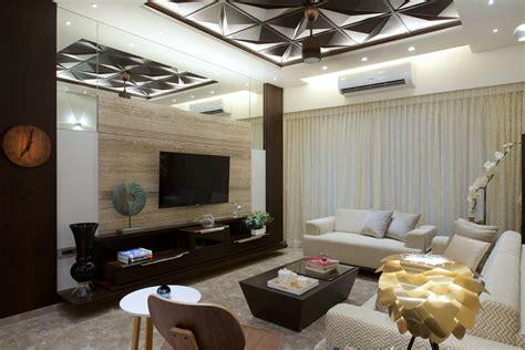 Interior Design For 3bhk Home : 3 Bhk Apartment Interiors At Yari Road