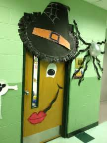 halloween door decor for classroom bulletin board ideas