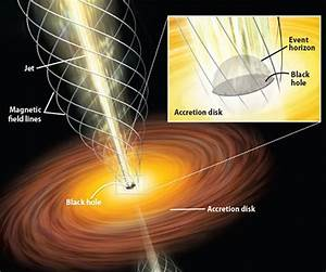 Black Hole Swallows Star  Light Escapes  U2013 Out Of The Box