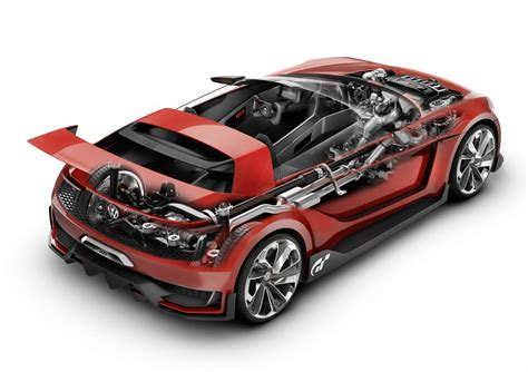 Volkswagen Gti Roadster Concept Debuts At 2018 Worthersee