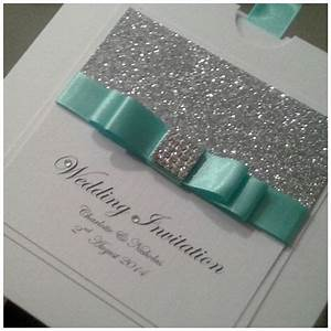 Handmade luxury wedding invitation the by for Luxury handcrafted wedding invitations