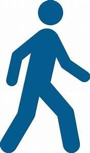Pedestrian Clip Art at Clker.com - vector clip art online ...