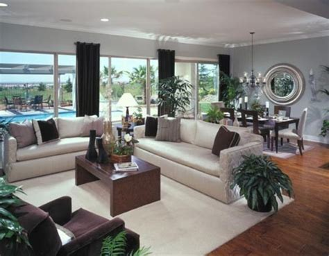 Living Room Ideas: Modern Images Blue And Brown Living