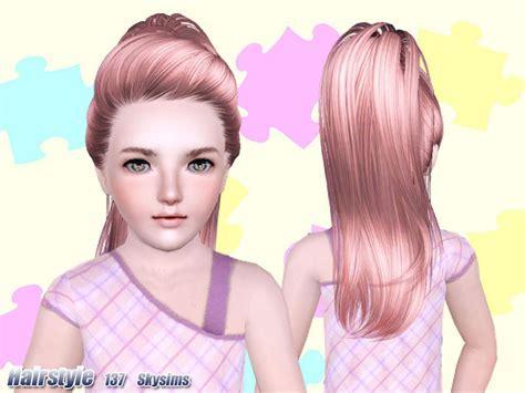Skysims Hair 137