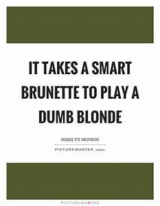Blonde Quotes |... Funny Blonde Quotes
