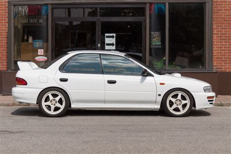 RHD Subaru WRX STi Type RA for sale - RightDrive USA
