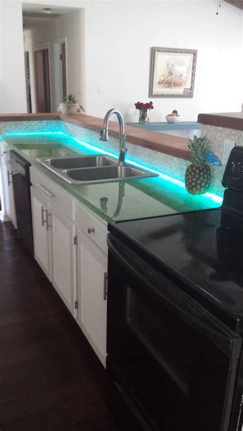 Resin Countertops  For The Home  Pinterest