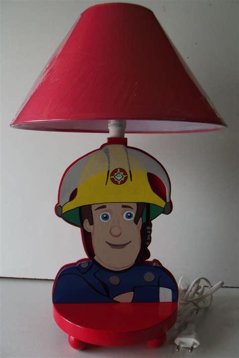 chambre garcon pompier le de chevet enfant en bois quot le petit pompier