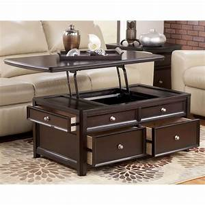 Darby, Home, Co, U00ae, Hancock, Trunk, Coffee, Table, With, Lift, Top