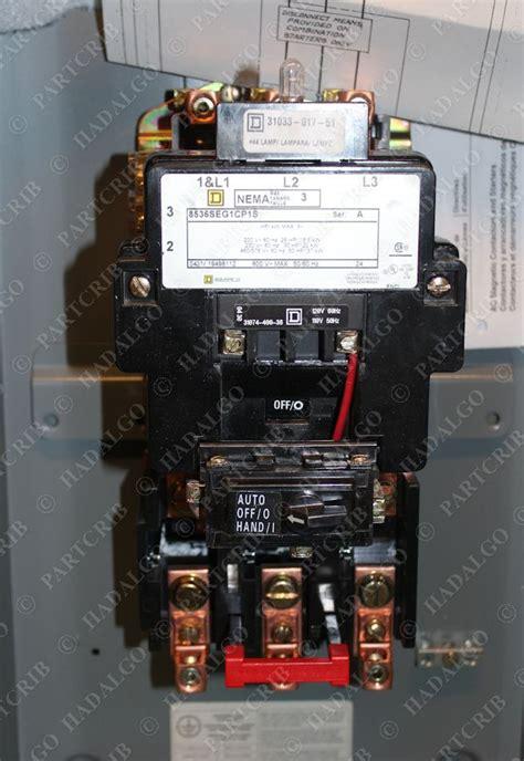 square d 8536seg1v02cp1s motor starter 8536seg1cp1s size 3 enclosure new ebay