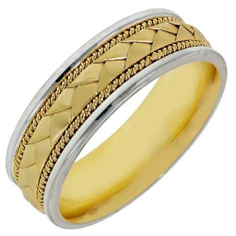 15 best of white and yellow gold wedding bands 15 best of white and yellow gold wedding bands