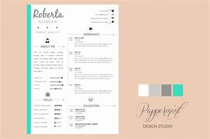 Resume Template Cover Letter WORD Resume Templates on