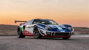2019 Superformance Future Ford GT40 4K Wallpaper HD Car