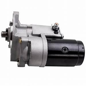 Starter Motor For Toyota Hilux Hiace Prado 3 0l 3l Turbo