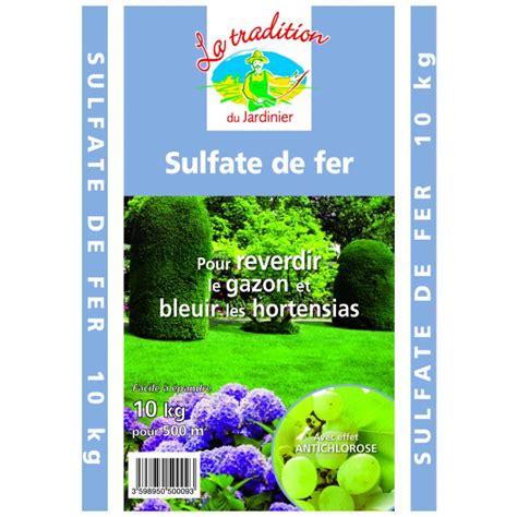 sulfate de potasse engrais sulfate de fer 10kg fluidise p 244 le vert cugnaux