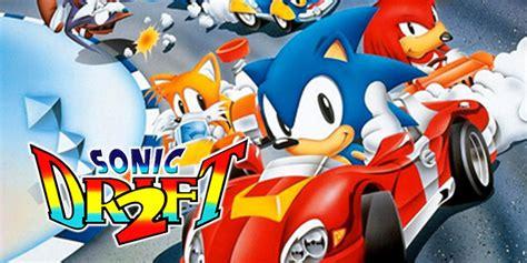 sonic drift  sega game gear games nintendo