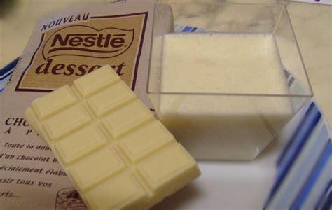 mousse au chocolat blanc nestl 233